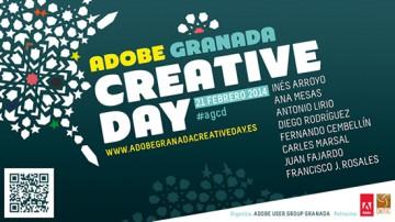 Diseño y desarrollo web en el Adobe Granada Creative Day