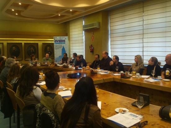 DesayunoTIC: Marketing y promoción en Internet Pequeño Comercio, Cámara de Comercio de Oviedo