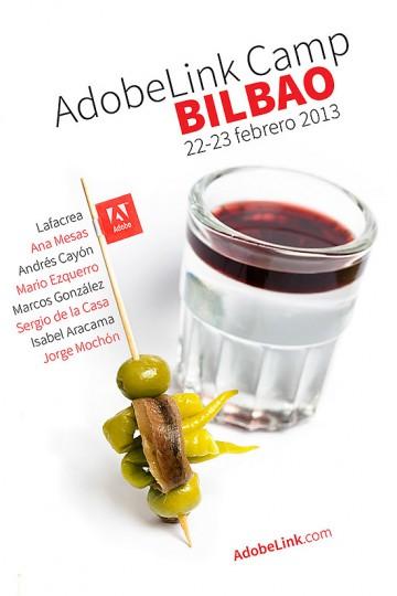 [Q] interactiva estará en AdobeLink Camp 2013, Bilbao