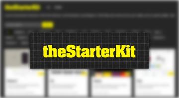 The Starter Kit, recursos de calidad seleccionados minuciosamente sobre diseño y desarrollo web para el día a día