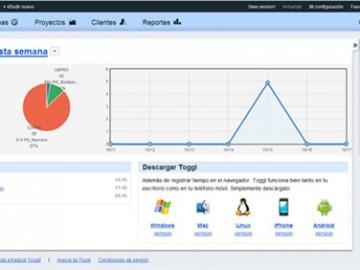 Toggl // Gestor de tareas y tracking de tiempos